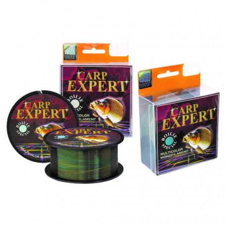 Леска Carp Expert Multicolor Boilie Special 300м 0.25мм 8.9кг