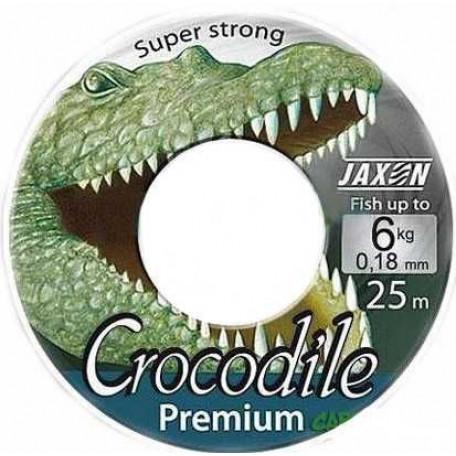 Леска Jaxon Crocodile Premium 25м 0.10мм