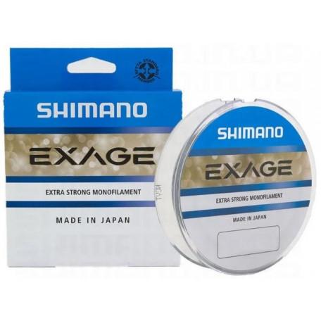 Леска Shimano Exage 150м 0.185мм 2.9кг
