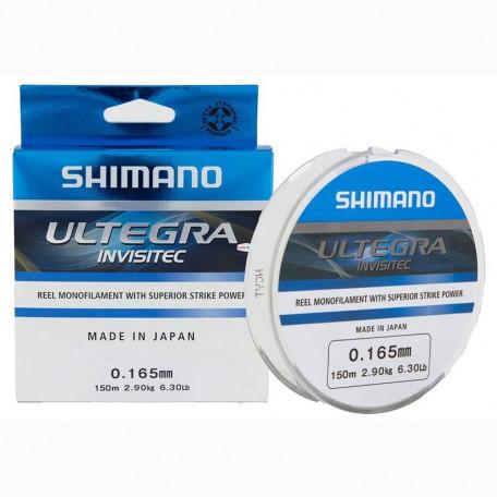 Леска Shimano Ultegra Invisitec 150м 0.185мм 3.5кг