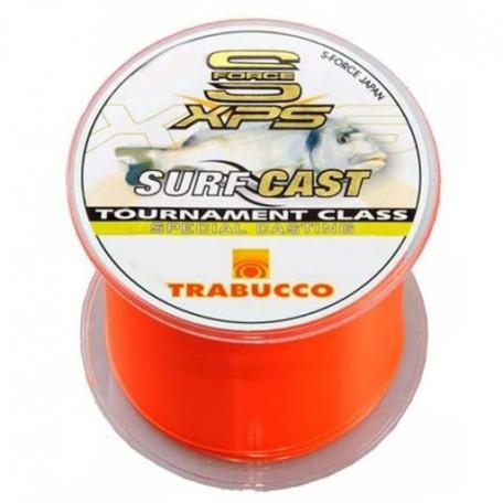 Леска Trabucco S-Force XPS Surf Cast 300m 0.22mm 6.46кг