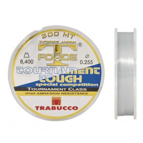 Леска Trabucco T-FORCE Tour Tough 150м 0.22мм 6.95кг