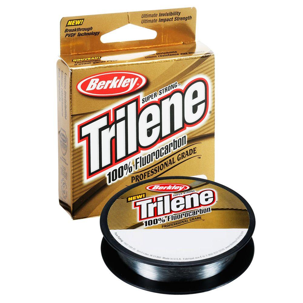 Флюорокарбон Berkley Trilene 100% Fluorocarbon 0.35мм (50м)