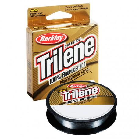 Флюорокарбон Berkley Trilene 100% Fluorocarbon 0.15мм (50м)