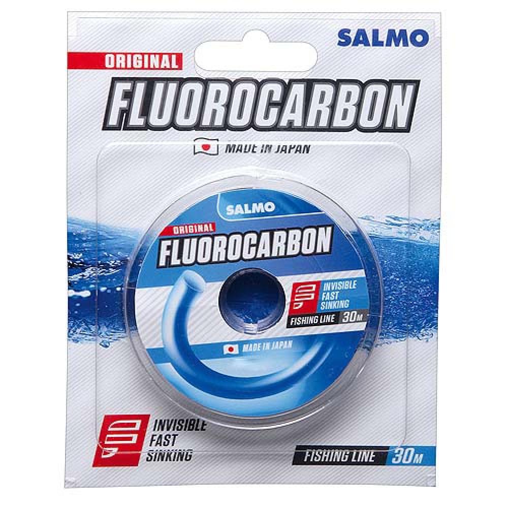 Леска Salmo Fluorocarbon  30м 0.16мм