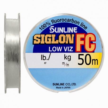 Флюорокарбон Sunline SIG-FC 0.38mm 9.1kg (50m)