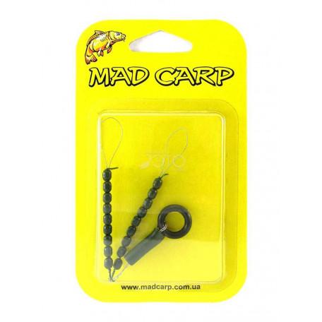 Стопор резиновый для шнура Mad Carp