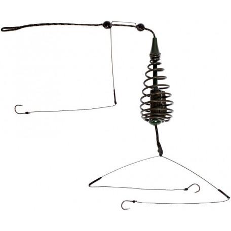 Оснастка Select Пружина крашенная 30g 3 крючка