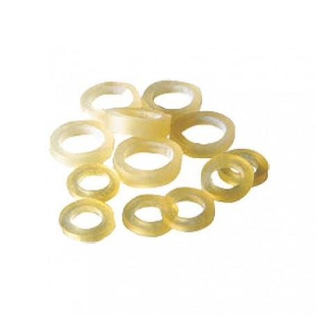 Резинки GC для пеллетса Bait Bands Ø 3.0-5.0мм (50шт.)