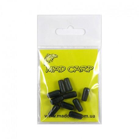 Резинка на вертлюг короткая Mad Carp (10шт.)