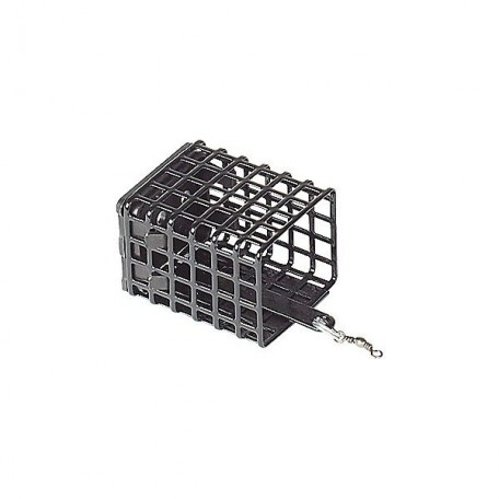 Кормушка Jaxon фидерная квадратная с дном (25×30×37mm) 15g