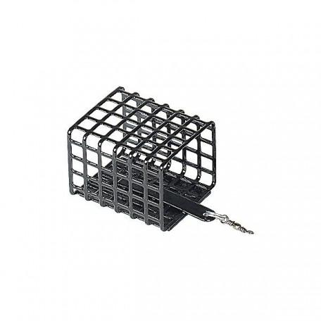Кормушка Jaxon фидерная квадратная без дна (25×30×37mm) 15g