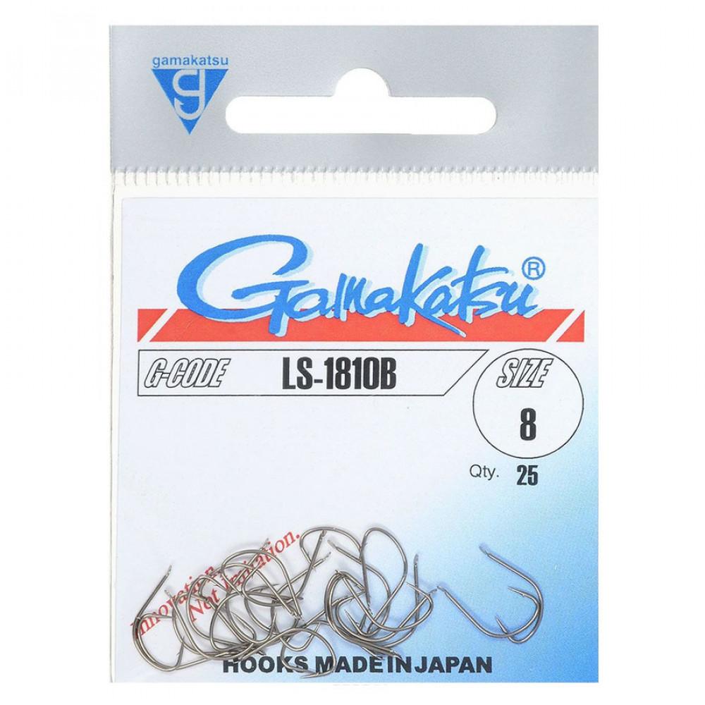 Крючок Gamakatsu LS-1810B №12 (16шт)