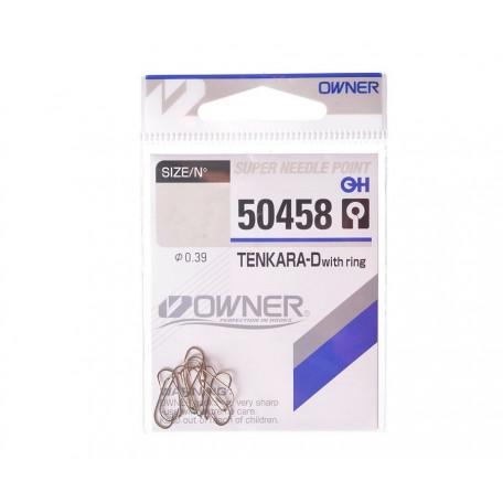 Крючок Owner Tenkara-D 50458 №12 (11шт.)