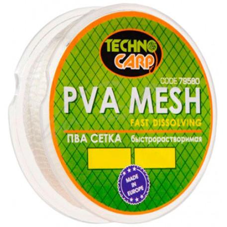 PVA-сетка Технокарп быстрорастворимая 15мм, 10м