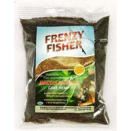 Зерна конопли Frenzy Fisher молотые, 100г