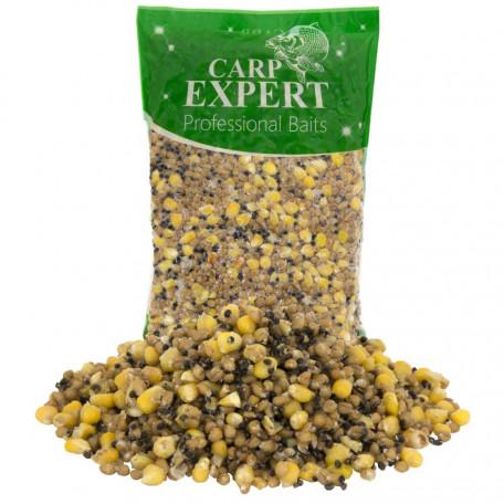 Spod Mix Carp Expert 1kg (Кукуруза, пшеница, конопля)