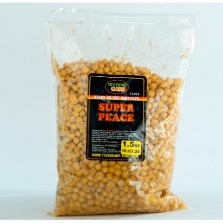 Готовый горох ТехноКарп Super Peas (1.5кг)