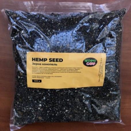 Готовая конопля ТехноКарп Hemp seed (1.5кг)