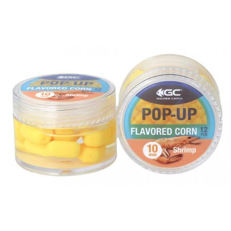 Кукуруза в дипе GC Pop-Up Flavored 8мм Shrimp (креветка) 12 шт.