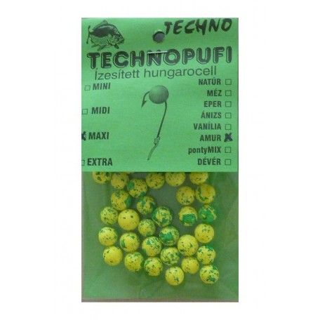 Плавающая насадка TechnoPufi Mini Amur (амур)