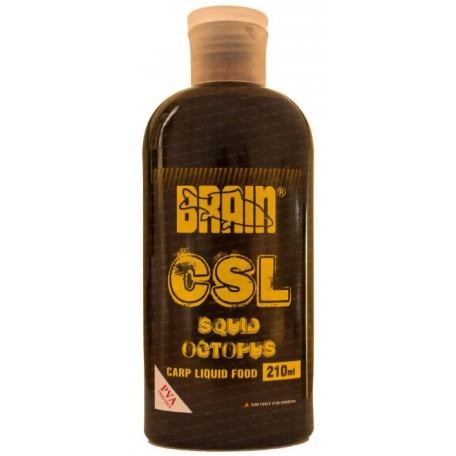 Добавка Brain C.S.L. Squid Octopus 210ml