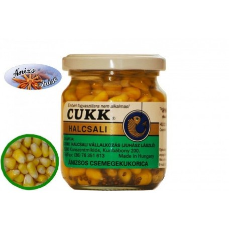 Сахарная кукуруза Cukk anis (анис) 125г