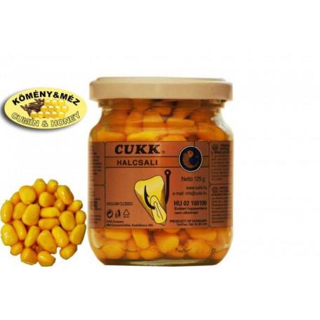 Крашеная кукуруза Cukk honey (мёд) 125г