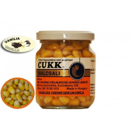 Сахарная кукуруза Cukk vanilla (ваниль) 125г