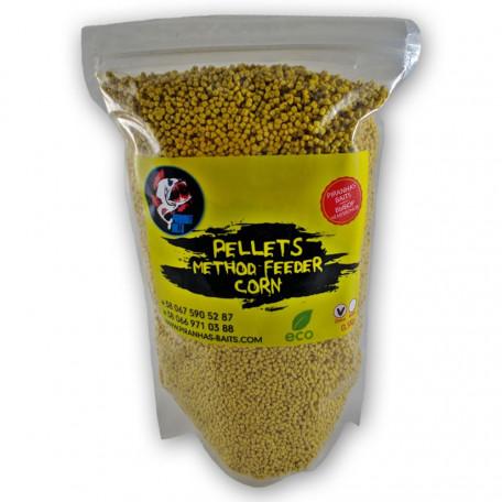 Пеллетс Method Feeder Corn 2mm 0.5kg