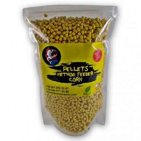 Пеллетс Method Corn 4mm 0.5kg