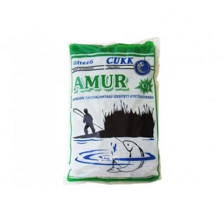 Гейзерная прикормка Cukk Amur Bait, 400г