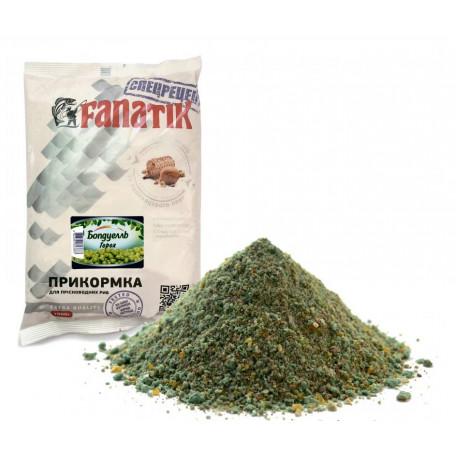 Прикормка FANATIK Бондуелль Горох, 1 кг