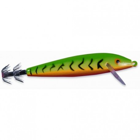 Кальмарница Lineaeffe Squid Troll #4 120mm Multicolor