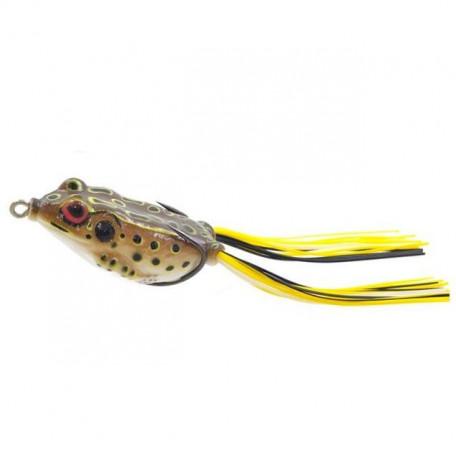 Лягушка глиссер Fishing ROI Frenzy Frog 6521 65mm 21.0g #E02
