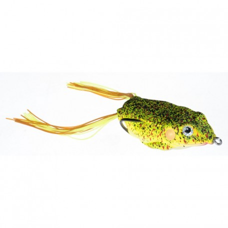 Лягушка Jaxon Magic Fish Frog Mini 28mm 3.6g #D