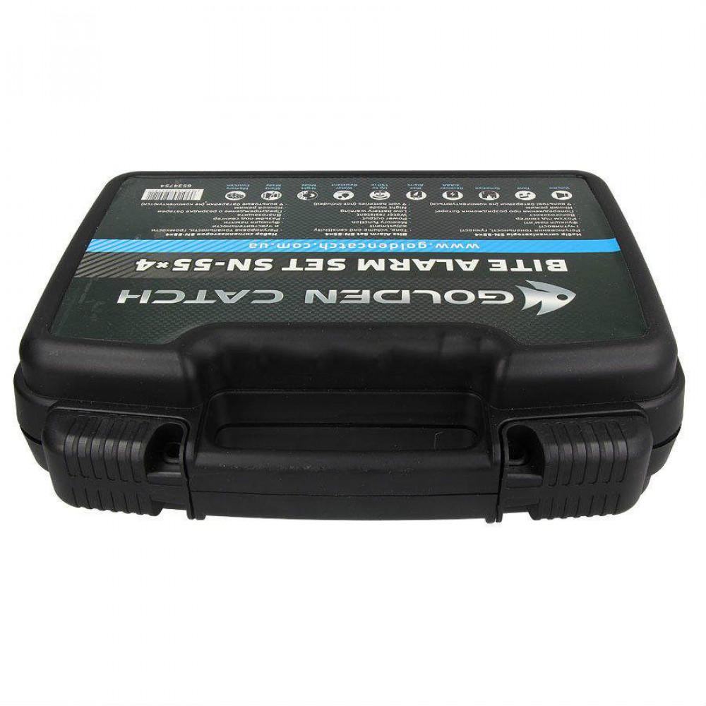 Набор сигнализаторов GC Bite Alarm Set SN-55 4+1