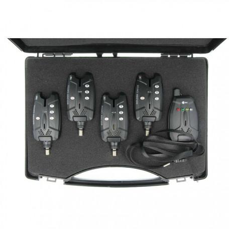 Набор сигнализаторов GC Bite Alarm Set SN-65 4+1