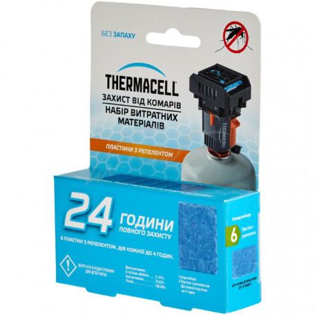 Запасные картриджи Thermacell M-24 Repellent Refills Backpacker (6 шт.)