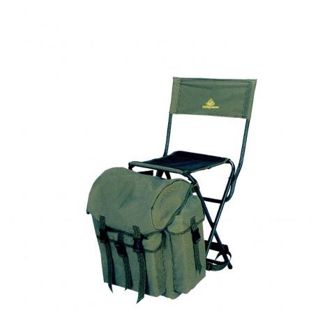 Стульчик Golden Catch с рюкзаком и спинкой