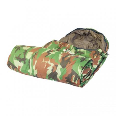 Спальник EnergoTeam Outdoor Sleeping Bag Camou L 180×70см