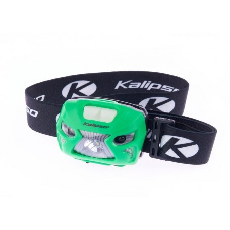 Фонарь налобный Kalipso Headlamp HLR2 W/UV Sensor