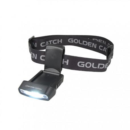 Фонарь налобный GC FV201 W/UV Sensor