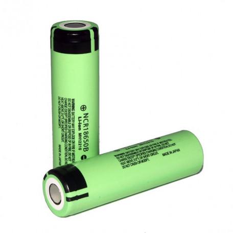 Аккумулятор Panasonic 18650 Li-Ion Protected, 3400mAh, 6.8A