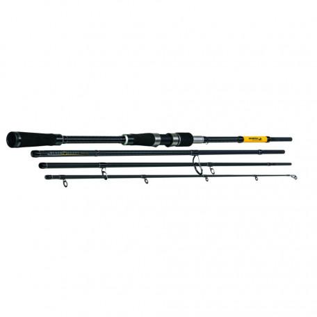 Удилище Sportex Black Pearl GT-3 Travel BT2722 2.7m 19-53g