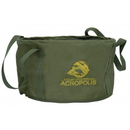 Ведро для прикормки Acropolis ВР-1а Ø30см, ↕22см