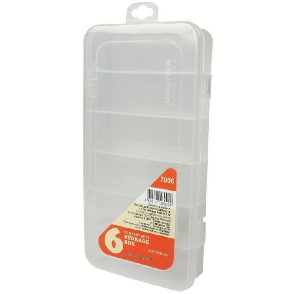 Коробка Aquatech 7006 6 ячеек