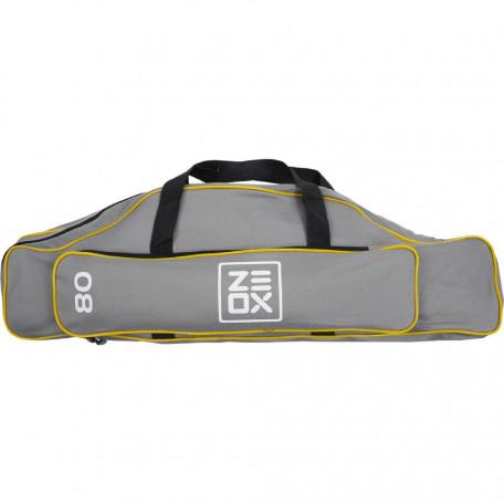 Чехол Zeox Basic Reel-In под катушку 80см 2 отд. Grey