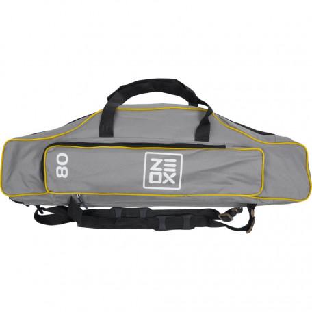 Чехол Zeox Basic Reel-In под катушку 80см 3 отд. Grey