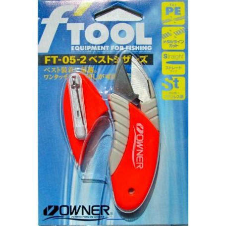 Ножницы Owner FT-05-2